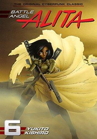 Battle Angel Alita 6: Angel of Death