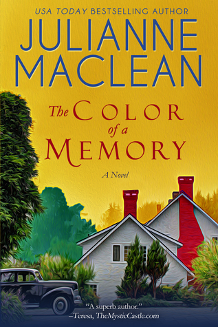 The Color of a Memory by Julianne MacLean