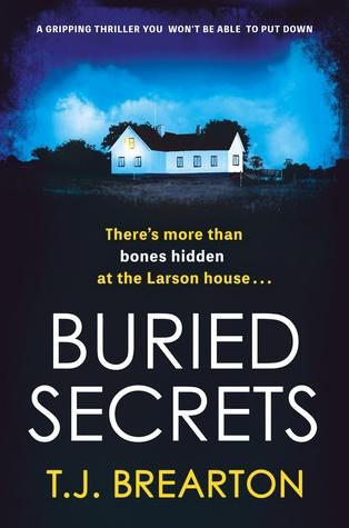 Buried Secrets by T.J. Brearton
