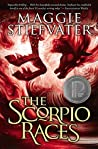 Book cover for The Scorpio Races