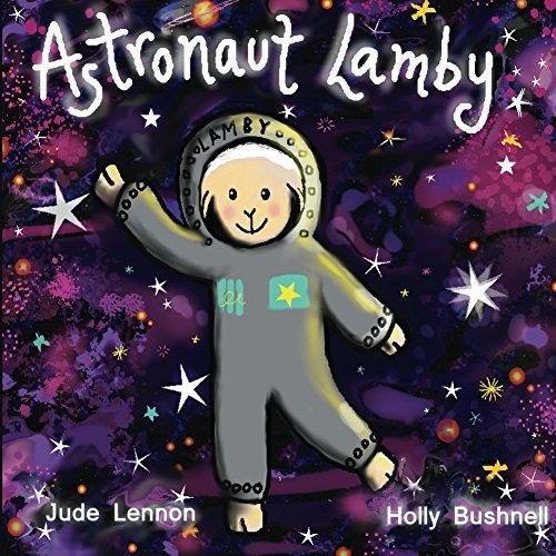 Astronaut Lamby Jude Lennon