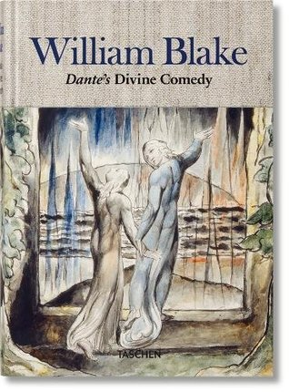 Image result for william blake dante's divine comedy taschen