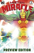 Mister Miracle Extended Preview #1