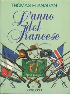 L'anno del Francese Thomas Flanagan, Grazia Lanzillo