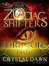 Dragon in Distress: Virgo (Supernatural Wars #2; Zodiac Shifters #20)