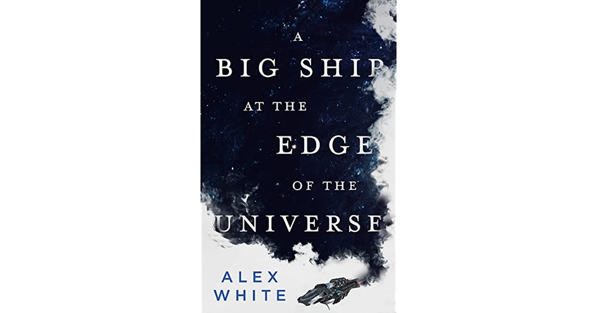 Image result for big ship at the edge of the universe