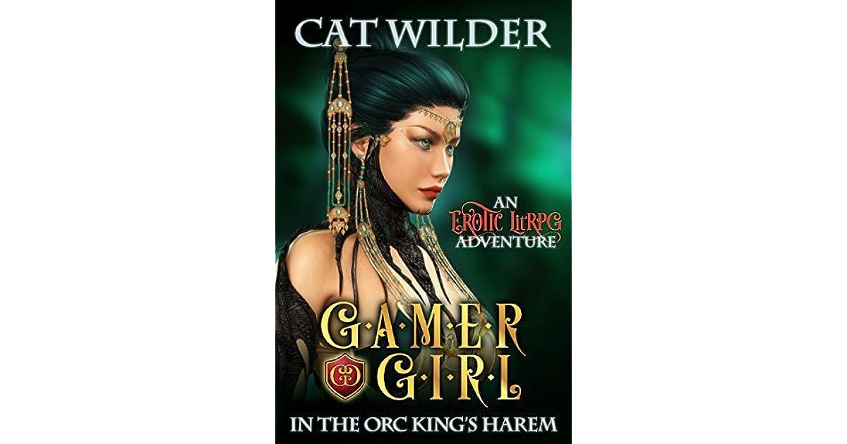 Gamer Girl Cat Wilder