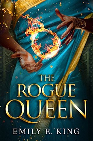 The Rogue Queen by Emily R. King