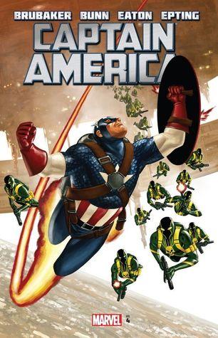 Captain America, Volume 4 by Ed Brubaker