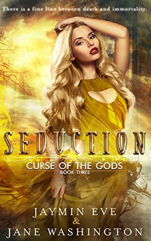Seduction (Curse of the Gods #3)