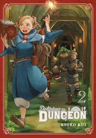 Delicious in Dungeon, Vol. 2 by Ryoko Kui