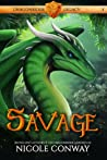 Savage (Dragonrider Legacy, #1)
