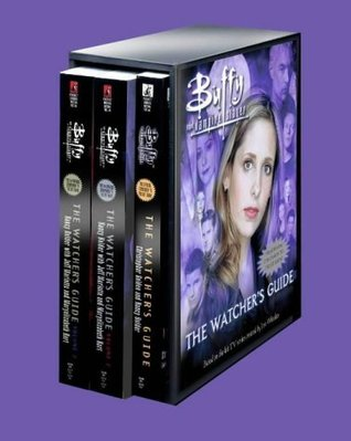 Buffy the Vampire Slayer: The Watcher's Guides. Complete Box