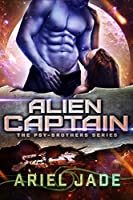 Alien Captain (The Psy-Brothers #0.5)