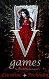 V Games (The Vampire Games Trilogy, #1)