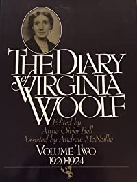 The Diary of Virginia Woolf: Volume Two, 1920-1924