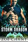 Mated to the Storm Dragon (Elemental Mates, #1)
