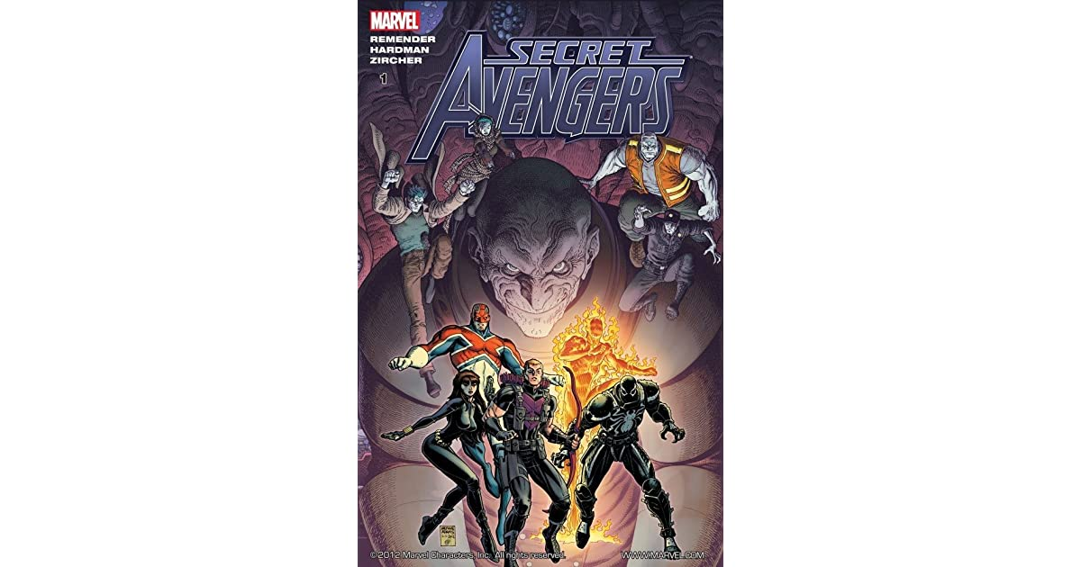 Secret Avengers, by Rick Remender, Volume 1 by Rick Remender