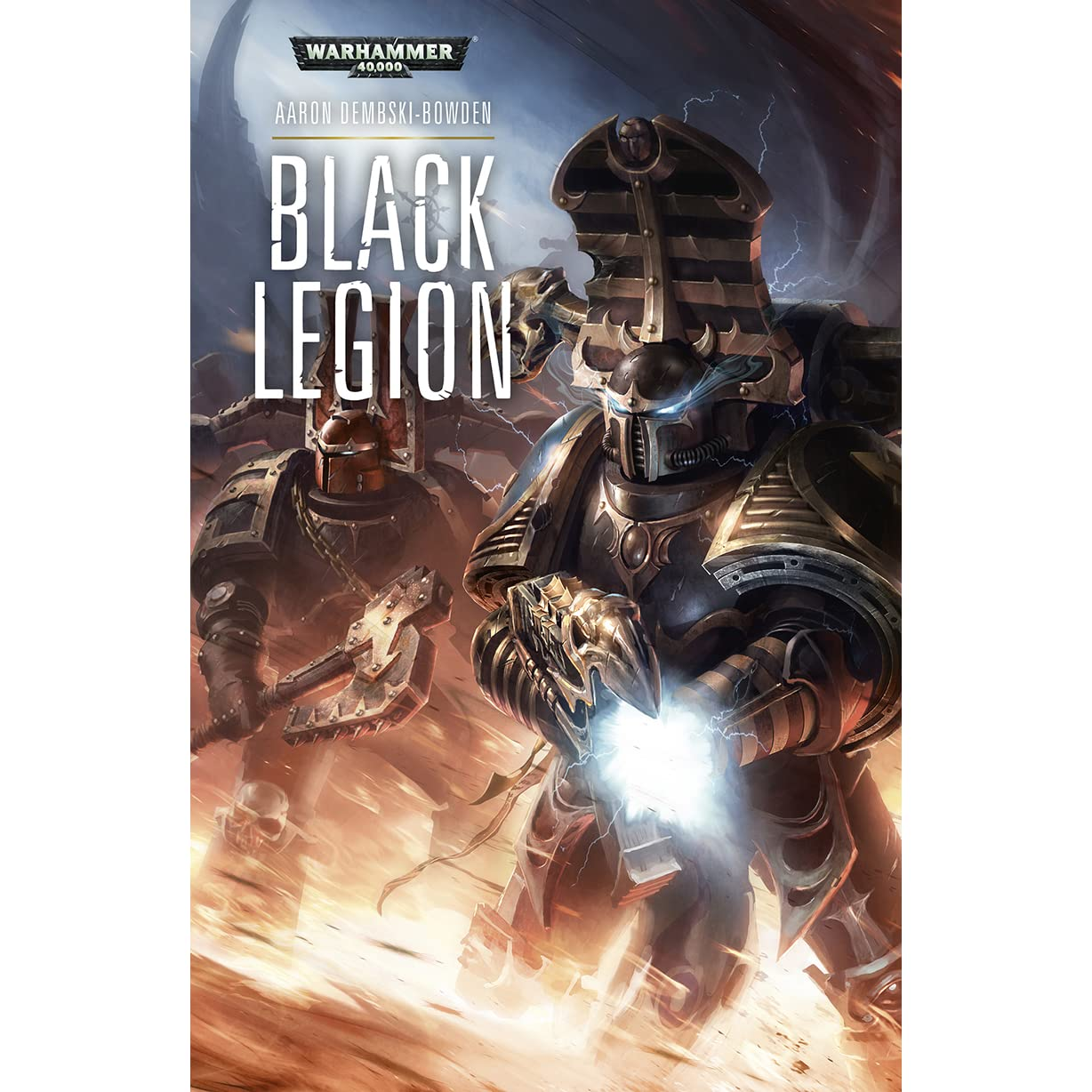 Black legion by aaron dembski bowden fandeluxe Image collections