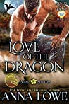 Love of the Dragon (Aloha Shifters: Jewels of the Heart, #5)