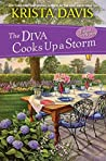 The Diva Cooks up a Storm (A Domestic Diva Mystery, #11)
