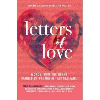 Letters of Love by Alannah & Madeline Foundation