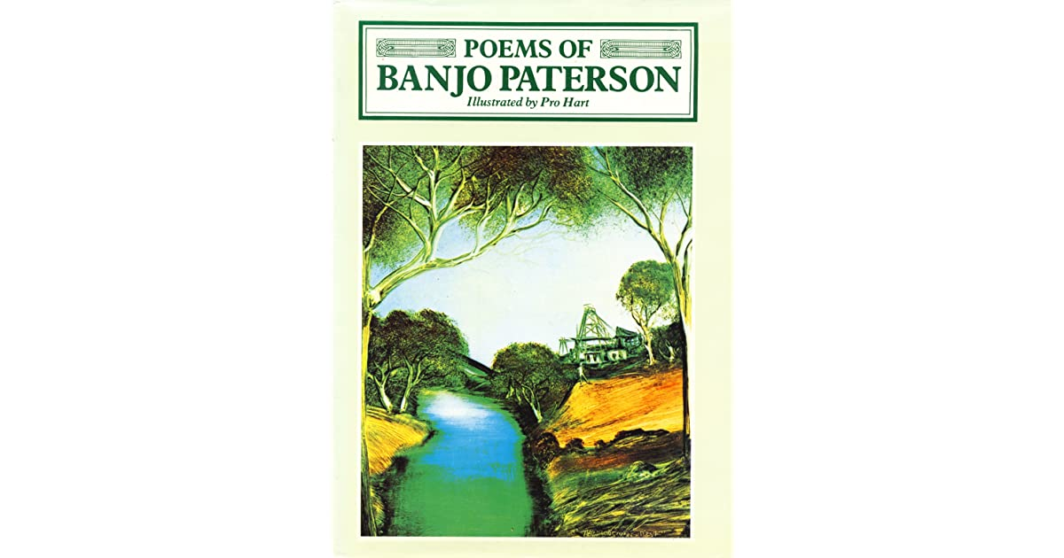 Poems of Banjo Paterson by A B  Paterson