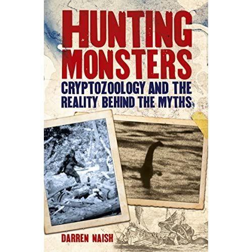 Izzy (The United States)'s review of Hunting Monsters: Cryptozoology