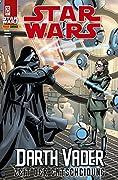 Star Wars Comicmagazin Band 25: Darth Vader - Zeit der Entscheidung