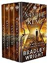 The Xander King Series Box Set (Xander King #0.5-3)