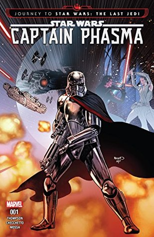 Journey to Star Wars: The Last Jedi - Captain Phasma #1 (of 4)