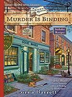 Murder is Binding (Booktown Mystery, #1)
