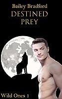 Destined Prey (Wild Ones Book 1)