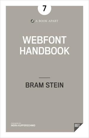 Webfont Handbook by Bram Stein
