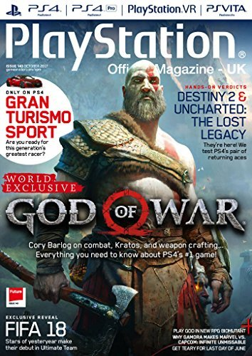 PlayStation Official Magazine - Christmas 2015