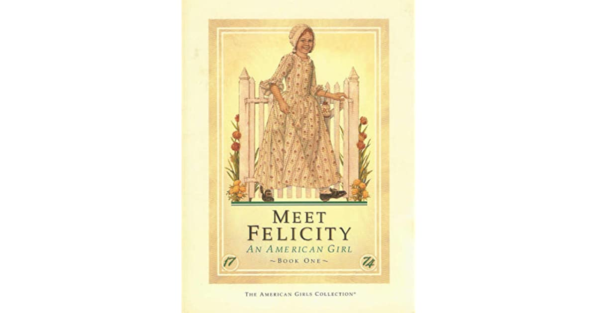 american girl meet felicity 1994 book of the year award (children), blackboard african american best sellers, inc meet addy • 1994 children's choice award, book council/ international.