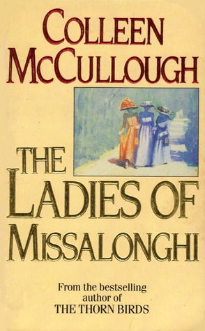 colleen mccullough goodreads