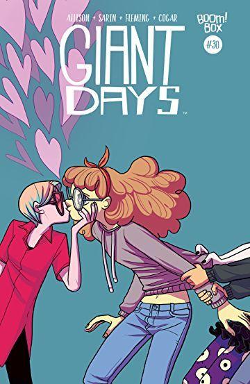 Giant Days, #30
