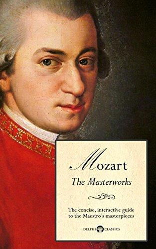 Delphi Masterworks of Wolfgang Amadeus Mozart