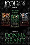 Dark Kings Bundle: 3 Stories by Donna Grant