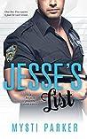 Jesse's List (Beach Pointe, #2)