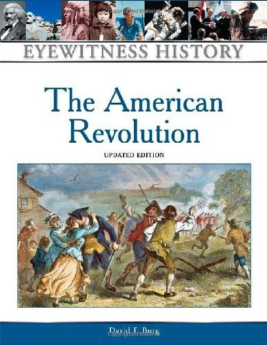 The American Revolution (Eyewitness History Series)
