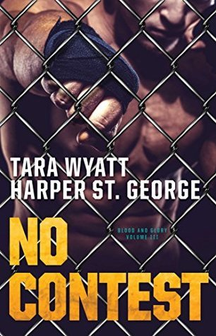 No Contest (Blood and Glory, #3)
