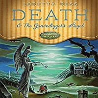 Death & the Gravedigger's Angel (An Auction Block Mystery #3)