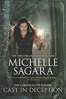 Book Review:  Cast in Deception by Michelle Sagara