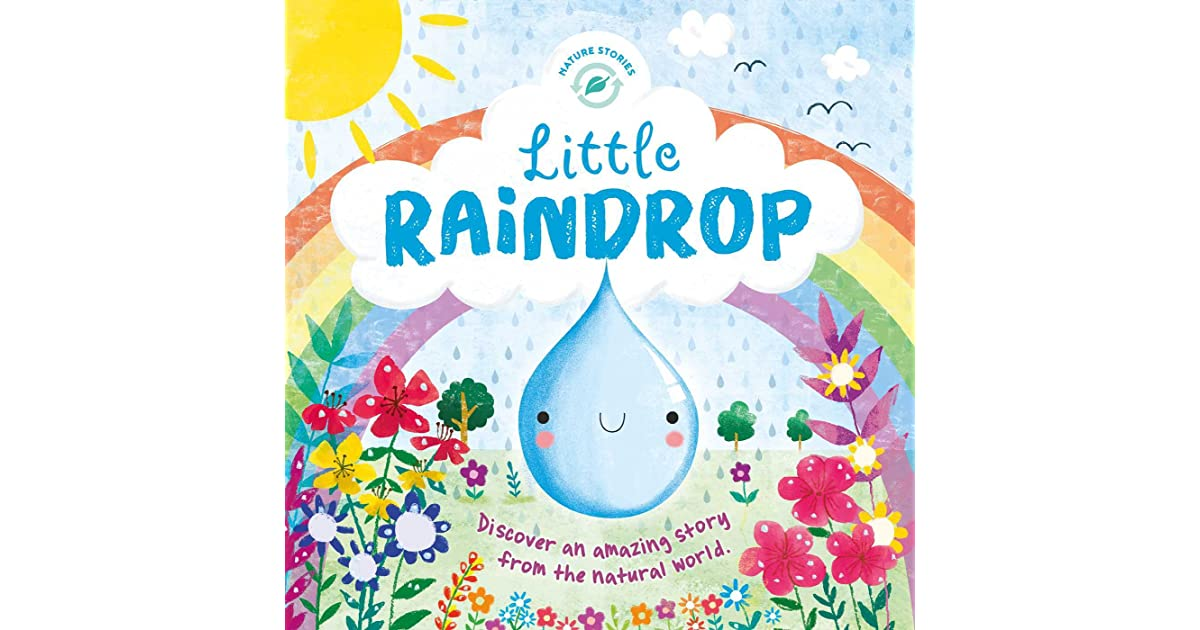 Little Raindrop by Melanie Joyce