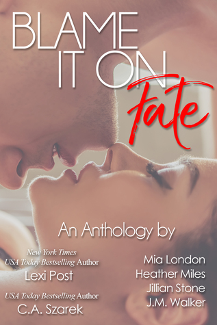 Blame It On Fate by Mia London