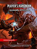 Dungeons & Dragons Player's Handbook - Spielerhandbuch