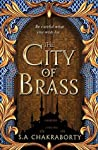 Book cover for The City of Brass (The Daevabad Trilogy, #1)