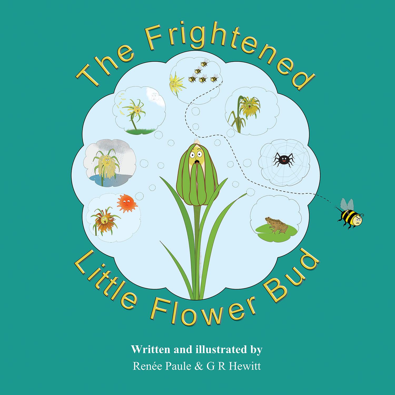 The Frightened Little Flower Bud